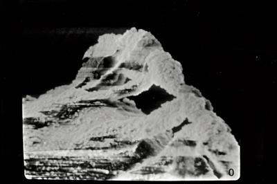 <i><i>Clathrochitina clathrata</i>   Clathrochitina cf. clathrata</i><br />Ohesaare borehole, 65.70 m, Kaugatuma Stage ( 754-721)